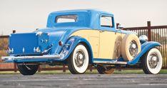 Negyedmilliárdos autó, amiről soha nem hallottál-Howard Carpenter Marmon