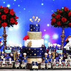 #mulpix Hoje tem festa linda tema Pequeno Príncipe para Bernardo !!! FESTOON decoração arranjos lembrança de mesa doces modelados e muitos detalhes!! Todos personalizados foram feitos com muito carinho pela mamãe Danelize que arrasou tudo um Luxo!!  #pequenoprincipe hoje @girolelefestas @uniproducao @essencefotografia @renatasilvagyn