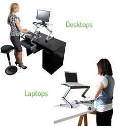 Sit Stand Desk Varidesk Alternative Diy Varidesk Options