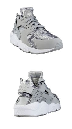 Footlocker x Nike Air Haurache Camo: Light Grey