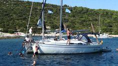 Kroatië, Amorgos flottielje juli 2012