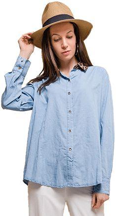 Dámske košele | ROUZIT Outfit, Tops, Women, Fashion, Outfits, Moda, Fashion Styles, Fashion Illustrations, Kleding