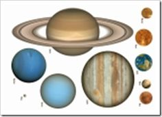 Solar System Printables Free Solar System Printables Don't forget, Pluto :( has been down graded.only 8 planetsFree Solar System Printables Don't forget, Pluto :( has been down graded.only 8 planets Make A Solar System, Solar System Mobile, Space Solar System, Solar System Projects, Elementary Science, Teaching Science, Science For Kids, Science Activities, Science Projects