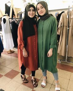 rabiacaa Casual Hijab Outfit, Hijab Chic, Casual Hijab Styles, Hijab Evening Dress, Hijab Dress, Street Hijab Fashion, Muslim Fashion, Hijab Style Tutorial, Mode Outfits