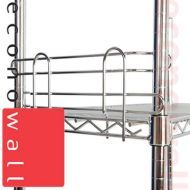 Find great chrome wire shelving for your shop. Visit Econowall
