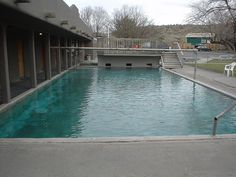 Miracle Hot Springs in southcentral Idaho