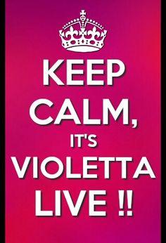 Violetta Live <3