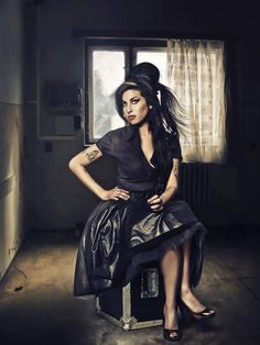 Amy Winehouse by Gianfranco Gallo