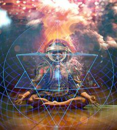 O Veículo Merkabah e Viagens Interdimensionais