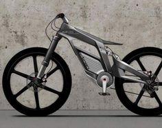 Audi Bici Electrica  Recarga en dos horas y media