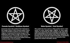 Witch Symbols, Goddess Symbols, Magic Symbols, Pentagram Tattoo, Easy Spells, Witch Coven, Satanic Art, Eclectic Witch, Witch Spell