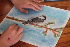 Chalk pastel tutorial