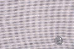 Mood Fabrics : New York Fashion Designer Discount Fabric   FC13136C White/Dirty Beige Stripes Pique