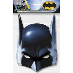 Batman Masks [8 Per pack] Lego Batman Birthday, Lego Batman Party, Superhero Birthday Party, 4th Birthday Parties, Boy Birthday, Birthday Ideas, Batgirl Party, Batman Superhero, Fourth Birthday