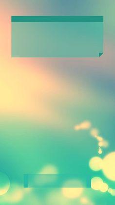↑↑TAP AND GET THE FREE APP! Lockscreens Art Creative Sky Clouds Bubbles Lights Blue HD iPhone 6 Lock Screen