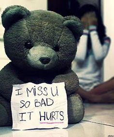 hmmm it hurts...