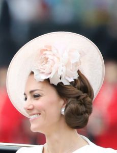 Kate Middleton at Trooping the Colour 2016 www.NewHomes288.com