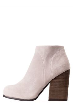 Jeffrey Campbell Shoes HANGER New Arrivals in Taupe