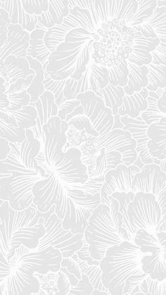 Wallpaper iPhone Source by savitska Flower Wallpaper, Of Wallpaper, Screen Wallpaper, Pattern Wallpaper, Wallpaper Quotes, White Wallpaper Iphone, Cute Backgrounds, Phone Backgrounds, Cute Wallpapers