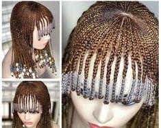 Box Braid Wig, Braids Wig, Twist Braids, Box Braids, African Hairstyles, Girl Hairstyles, Braided Hairstyles, Micro Braids, Ombre Wigs