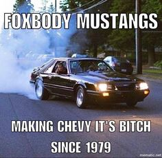 Fox body Meme...