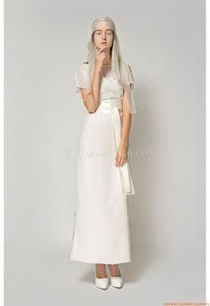 Günstige Elegante Brautkleider aus Organza