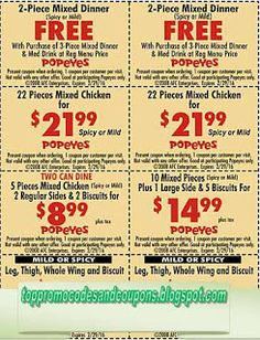 picture about Popeyes Coupons Printable named 87 Simplest Reaper visuals within 2019 Popeyes hen, Cost-free