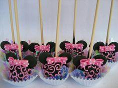 Fancy cake pop