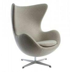 Egg swivel chair