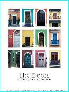 The Doors of Old San Juan-Isla