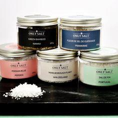Salt, Green, Salts
