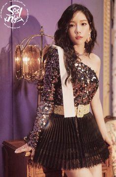 170815 GIRLS GENERATION The 6th ALBUM 'Holiday Night' SNSD Taeyeon #GIRLS6ENERAT10N #HolidayNight