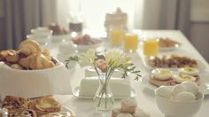 how can something gone wrong look so beautiful? . breakfast interrupted ++ Bruton Stroube Studio