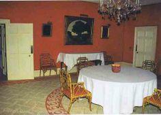 Diana's dining room at KP.
