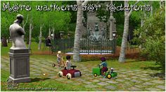 Around the Sims 3 | Custom Content Downloads| Objects | Kids | Walkers - vehicles