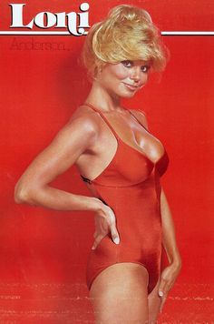 Loni anderson nude photos are