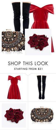 """""""christmas style 2015"""" by abelaz on Polyvore featuring Emilio De La Morena and Lipsy"""