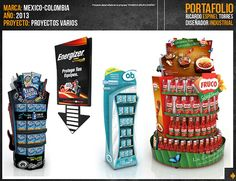 P.O.P./POS EXHIBITION 2 on Behance