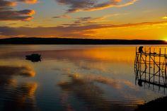 Lake Terkos by G�rkan G�ndo?du on 500px.// Istambul, Turkey