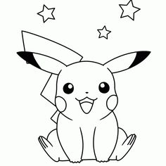 Looking for a Coloriage à Imprimer Pokemon Pikachu. We have Coloriage à Imprimer Pokemon Pikachu and the other about Coloriage Imprimer it free. Pokemon Coloring Sheets, Pikachu Coloring Page, Coloring Pages For Kids, Coloring Books, Kids Coloring, Cãezinhos Bulldog, Pokemon Mignon, Pikachu Tattoo, Character Template
