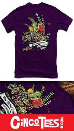 Cinco De Mayo T-shirt 2016-13