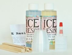 ICE Resin, 8 oz. Doming #IceResin