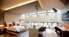 我們看到了。我們是生活@家。: 去年年底剛開幕的Das Stue精品設計酒店,位在德國柏林