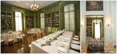 Meridian House Summer Washington, DC Wedding :: Juan + Liz :: A Very DC Wedding