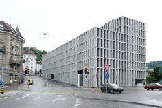 businesshouse - baumschlager & eberle - Sankt Gallen - switzerland