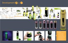 SEE THRU | water bottle for visually impaired on Behance