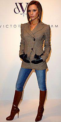 Victoria Beckham - Celebrity Fashion Designers - Star Fashion - Fashion - InStyle