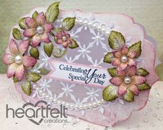 Heartfelt Creations | Special Pink Sunkissed