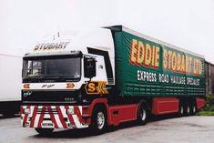 Eddie Stobart Trucks, Old Trucks, Commercial Vehicle, Vehicles, Car, Vehicle, Tools
