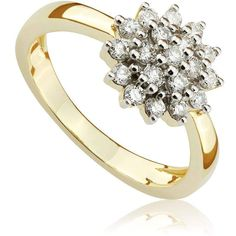 Ring yellow gold with diamond - Fuego 1 Carat Diamond Ring, Rose Gold Diamond Ring, White Gold Diamonds, Black Diamond, Yellow Gold Rings, Black Rings, Rings Online, Models, Engagement Rings